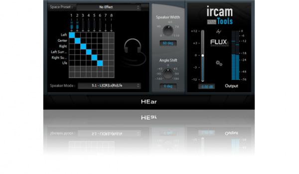 Flux/IRCAM HEar v3【オンライン納品】【要メールアドレス】【代引き不可】
