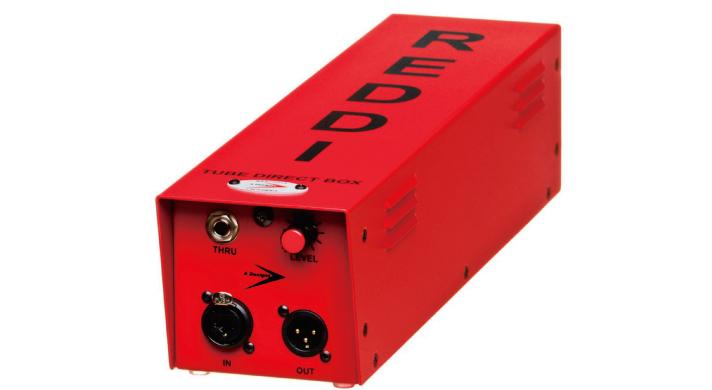 メーカー公式 特価キャンペーン フルチューブ方式のダイレクトボックス A-Designs REDDI