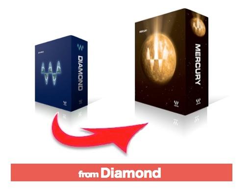 Waves/Mercury Upgrade from Diamond【オンライン納品】