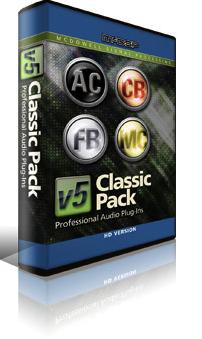 McDSP/Classic Pack HD v6 (FB/CB/MC/AC Bundle)【オンライン納品】【在庫あり】