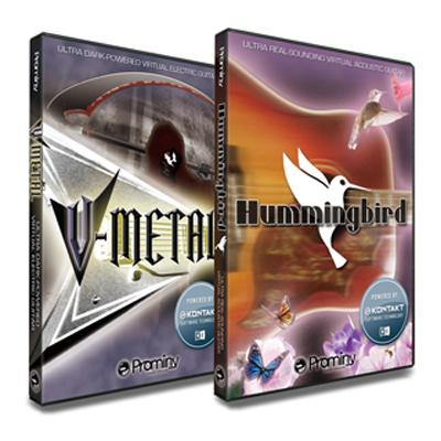 Prominy/Hummingbird & V-METAL スペシャル・バンドル【オンライン納品】