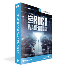 TOONTRACK/SDX THE ROCK WAREHOUSE