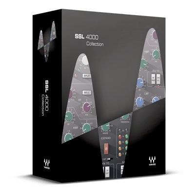 Waves/SSL 4000 Collection【数量限定特価キャンペーン】【オンライン納品】【在庫あり】