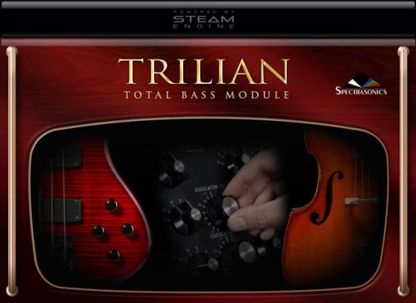 Spectrasonics/Trilian USBインストーラー【在庫あり】【数量限定キャンペーン】【定番】