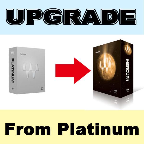 Waves/Mercury Upgrade from Platinum【オンライン納品】