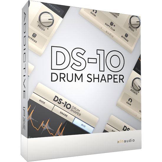 xln audio/DS-10 Drum Shaper【オンライン納品】