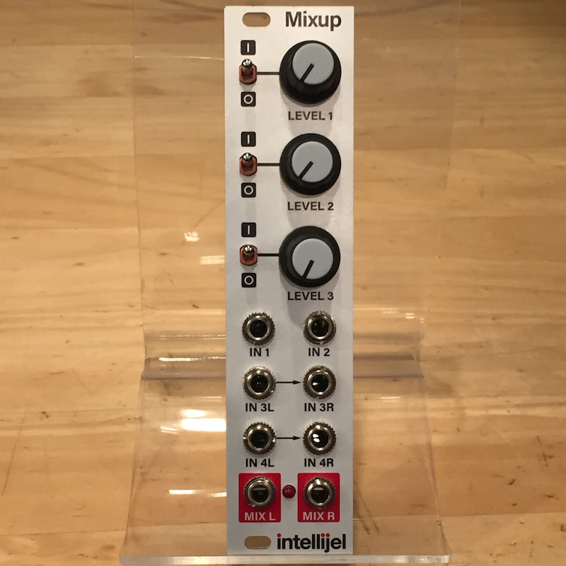 Intellijel/Mixup【在庫あり】