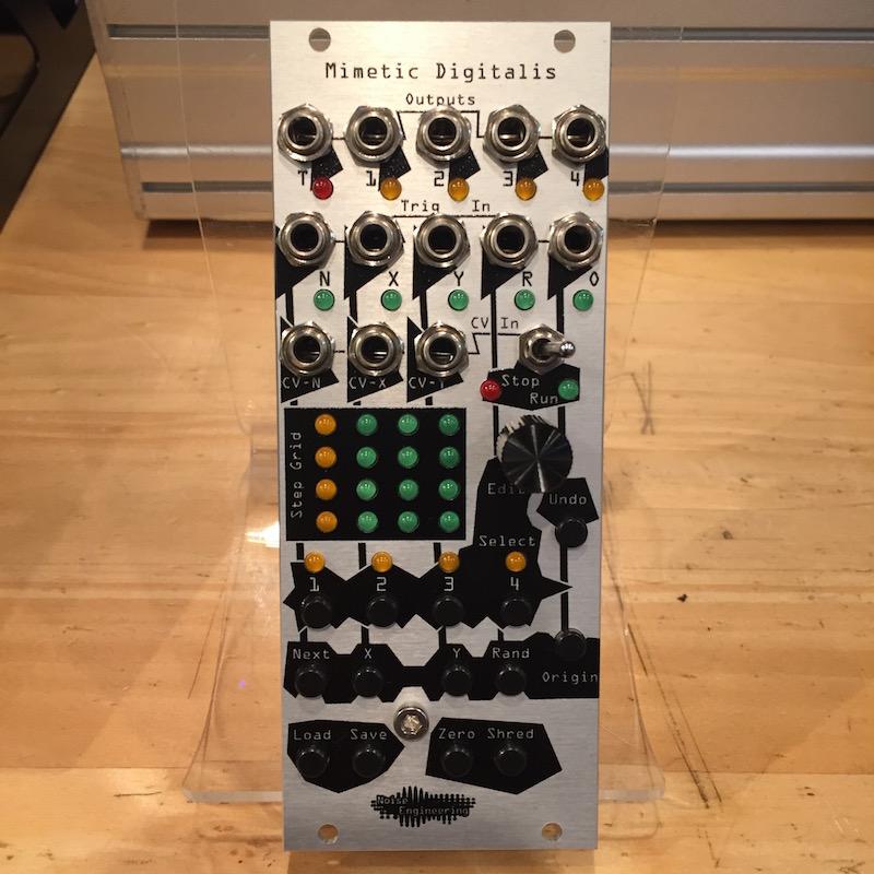 Noise Engineering/Mimetic Digitalis【在庫あり】