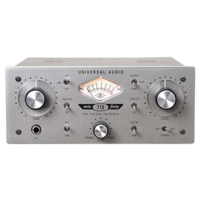 Universal Audio/710 Twin-Finity