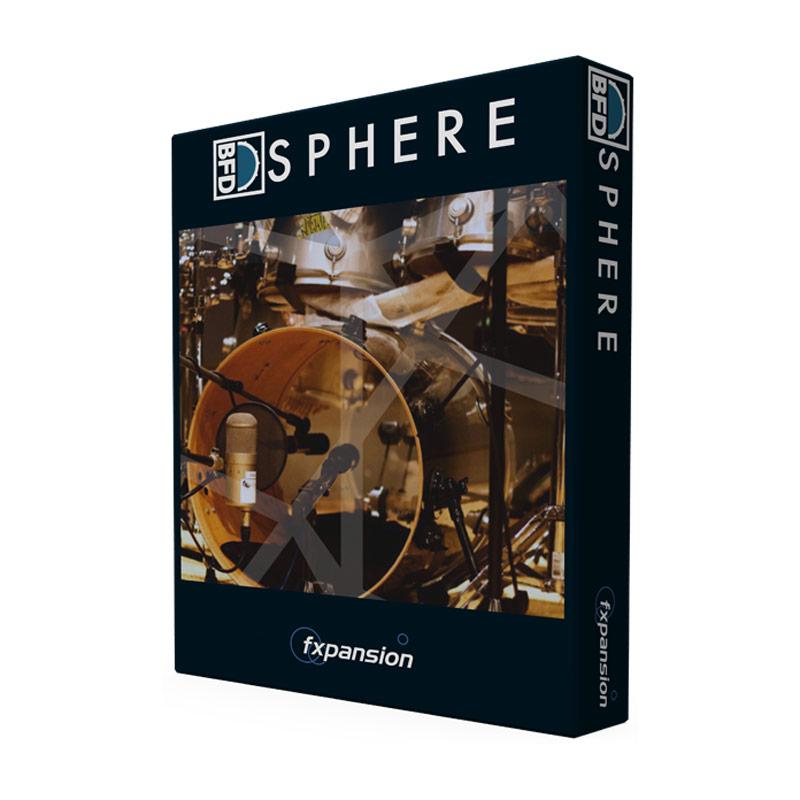 新作人気 FXPansion/BFD3/2Expansion Pack: Sphere【オンライン納品】【BFD拡張】, 音響館Fnetshop e2234f15