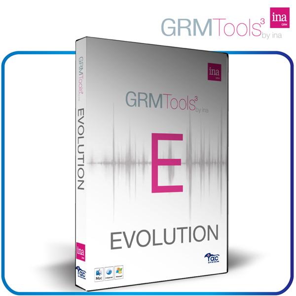 INA-GRM/GRM Tools Evolution