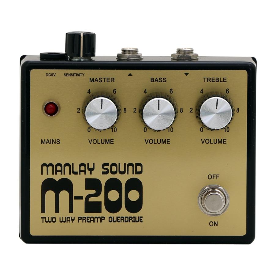 Manlay Sound/M-200