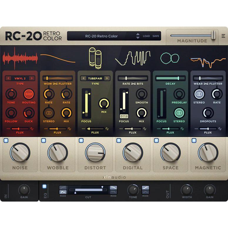 ずっと気になってた xln xln audio/RC-20 audio/RC-20 Retro Retro Color【数量限定特価キャンペーン】【オンライン納品】【在庫あり】, ICHIROYA着物:70b7b3d8 --- rishitms.com