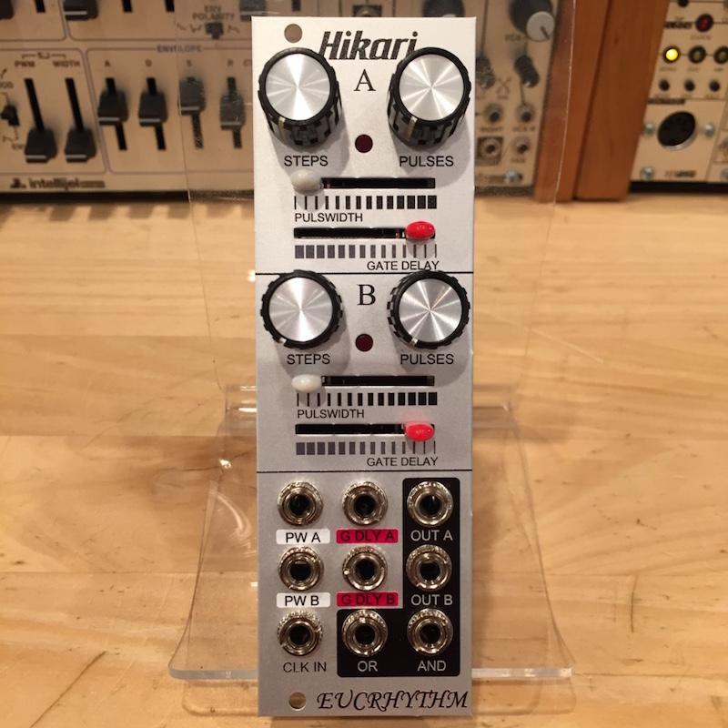 HIKARI Instruments/EUCRHYTHM【在庫あり】