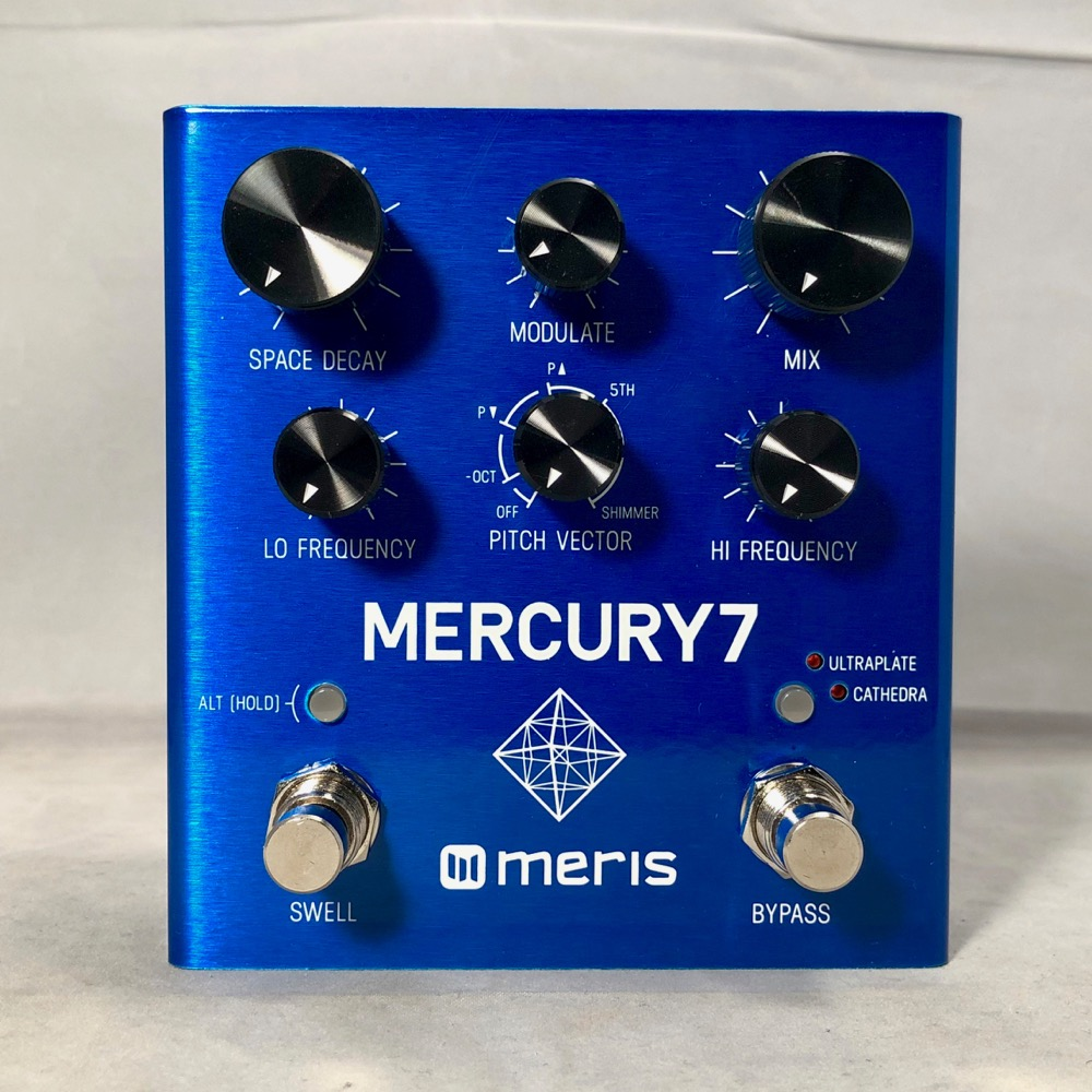 meris/Mercury7 Reverb【お取り寄せ商品】
