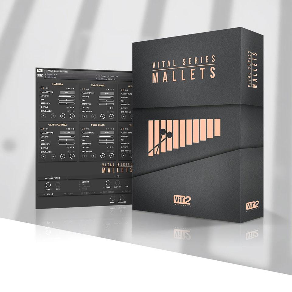 VIR2/VITAL SERIES: MALLETS【オンライン納品】【在庫あり】