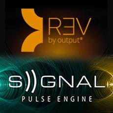 OUTPUT/REV + SIGNAL BUNDLE【~8/16 期間限定特価キャンペーン】【オンライン納品】【在庫あり】