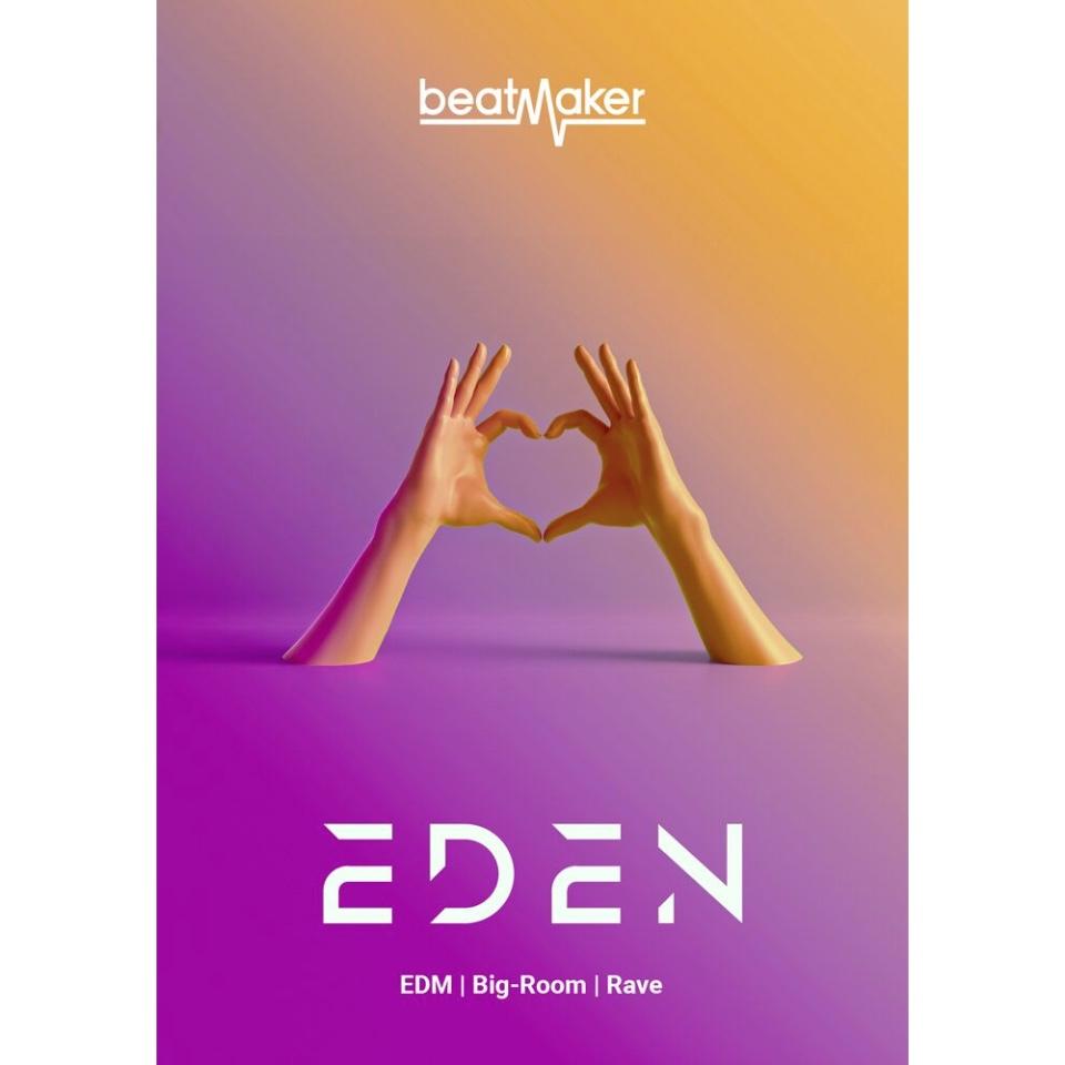 UJAM/BEATMAKER - EDEN2【オンライン納品】【在庫あり】