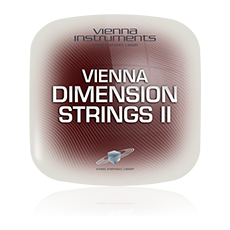 Vienna Symphonic Library/VIENNA DIMENSION STRINGS II
