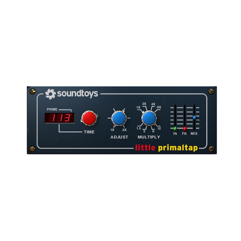 Sound Toys/PrimalTap 5【オンライン納品】