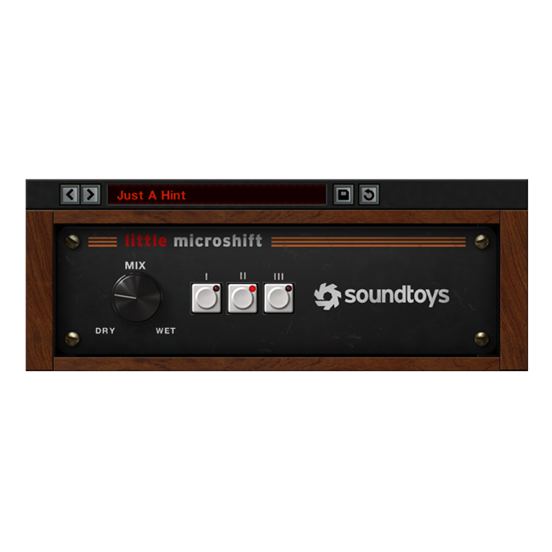 Sound Toys/Little MicroShift 5【オンライン納品】