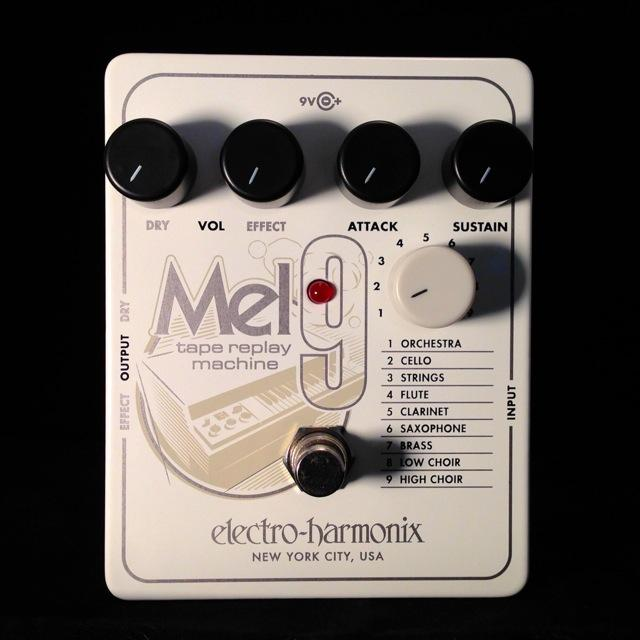 Electro-Harmonix/Mel9 Tape Replay Machine【お取り寄せ商品】