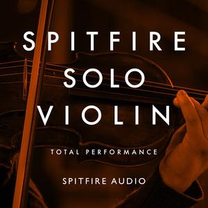 SPITFIRE AUDIO/SPITFIRE SOLO VIOLIN