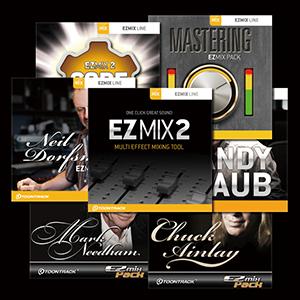 TOONTRACK/EZMIX2 BUNDLE - TOP PRODUCERS【オンライン納品】【在庫あり】