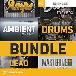 TOONTRACK/EZMIX2 6PACK - COMPLETE PRODUCTION【オンライン納品】【在庫あり】