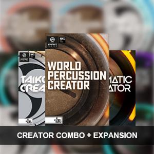 In Session Audio/CREATOR COMBO + EXPANSION【オンライン納品】【在庫あり】
