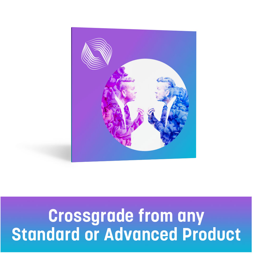 iZotope/Dialogue Match: Crossgrade from any standard or advanced product【オンライン納品】