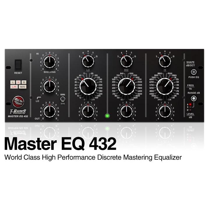 IK Multimedia/Master EQ 432【オンライン納品】