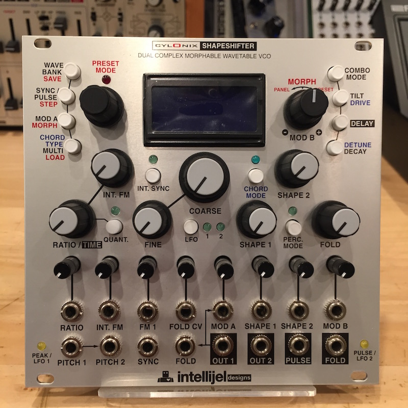 Intellijel/Cylonix Shapeshifter【在庫あり】