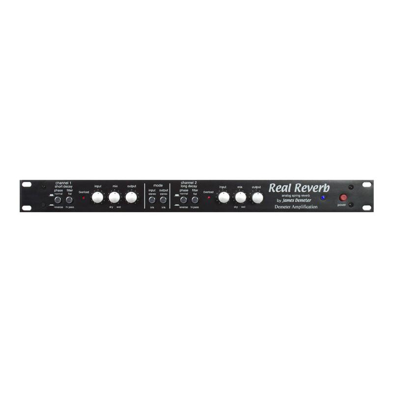 最安値 Demeter Amplification REVERB(RV-1) Amplification/REAL Demeter/REAL REVERB(RV-1), ツシ:68e6332a --- az1010az.xyz