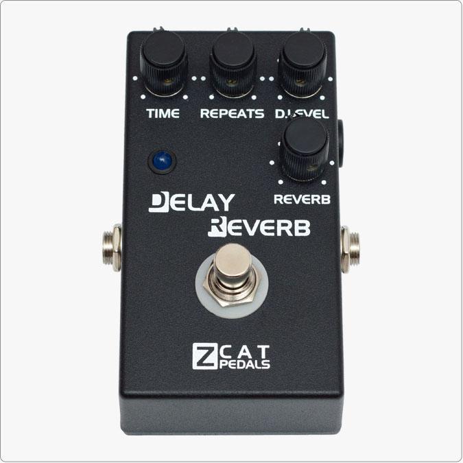 ZCAT Pedals/Delay-Reverb
