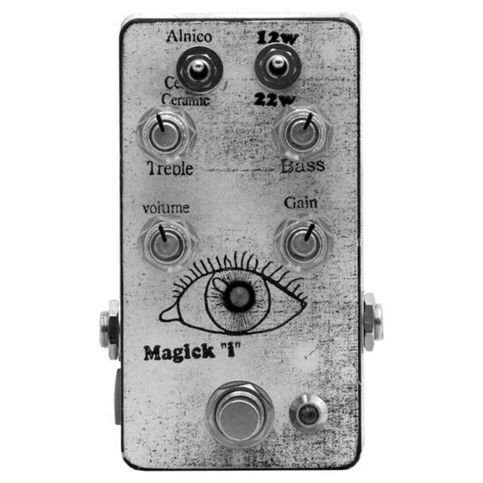 mid-fi electronics/Magick