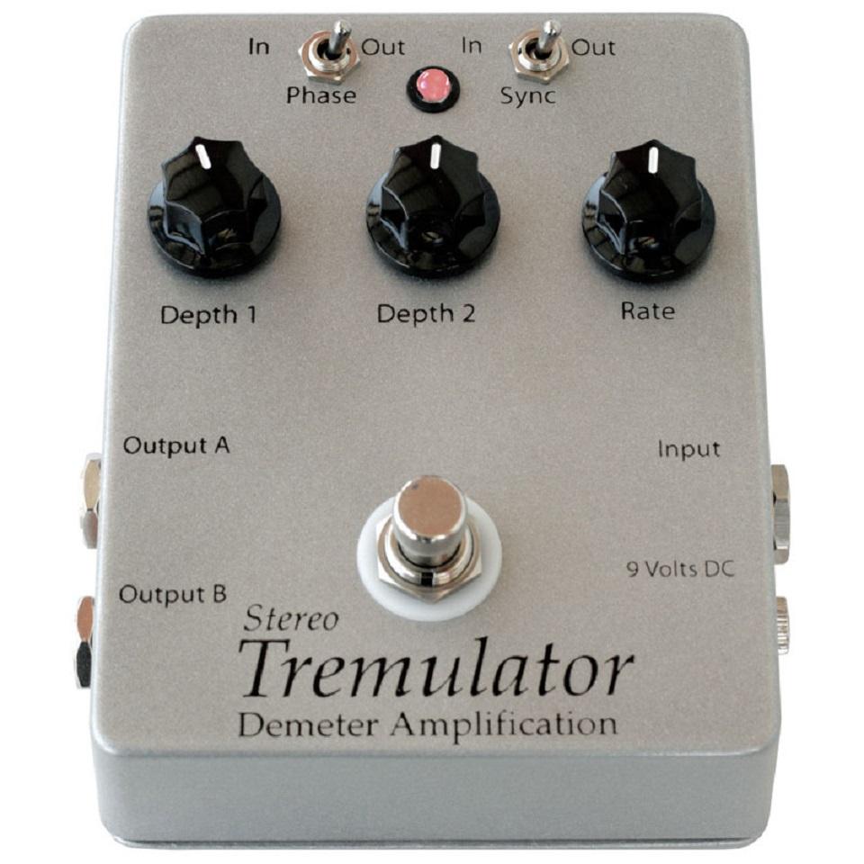 Demeter Amplification/STRM-1