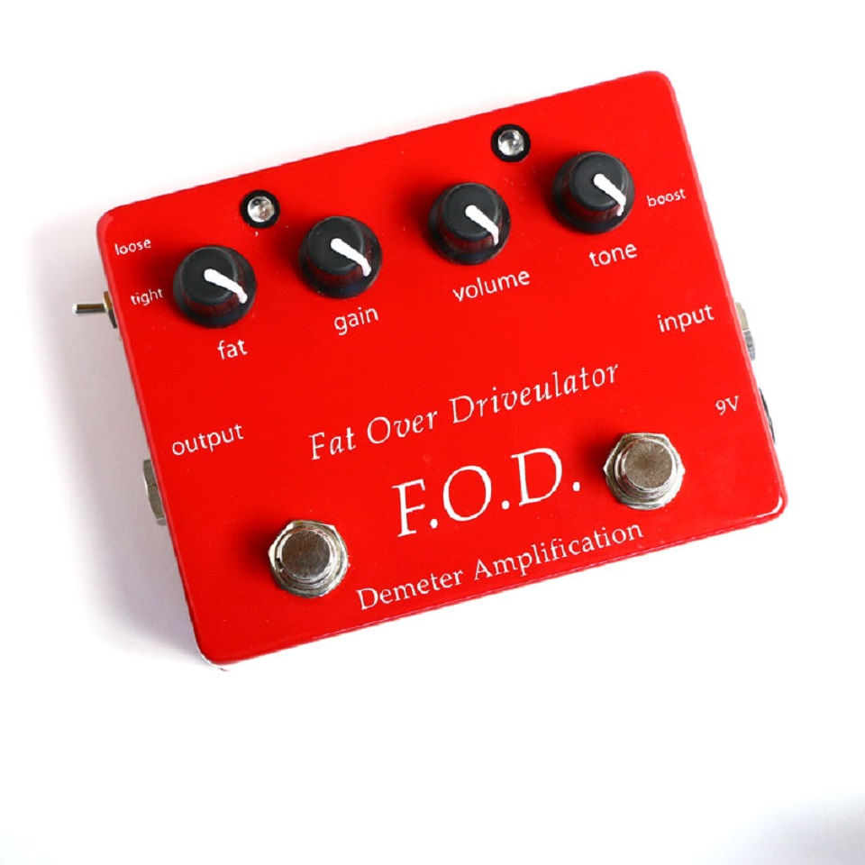 Demeter Amplification/FOD-1
