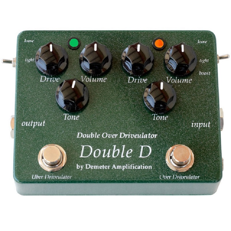 Demeter Amplification/DD-1