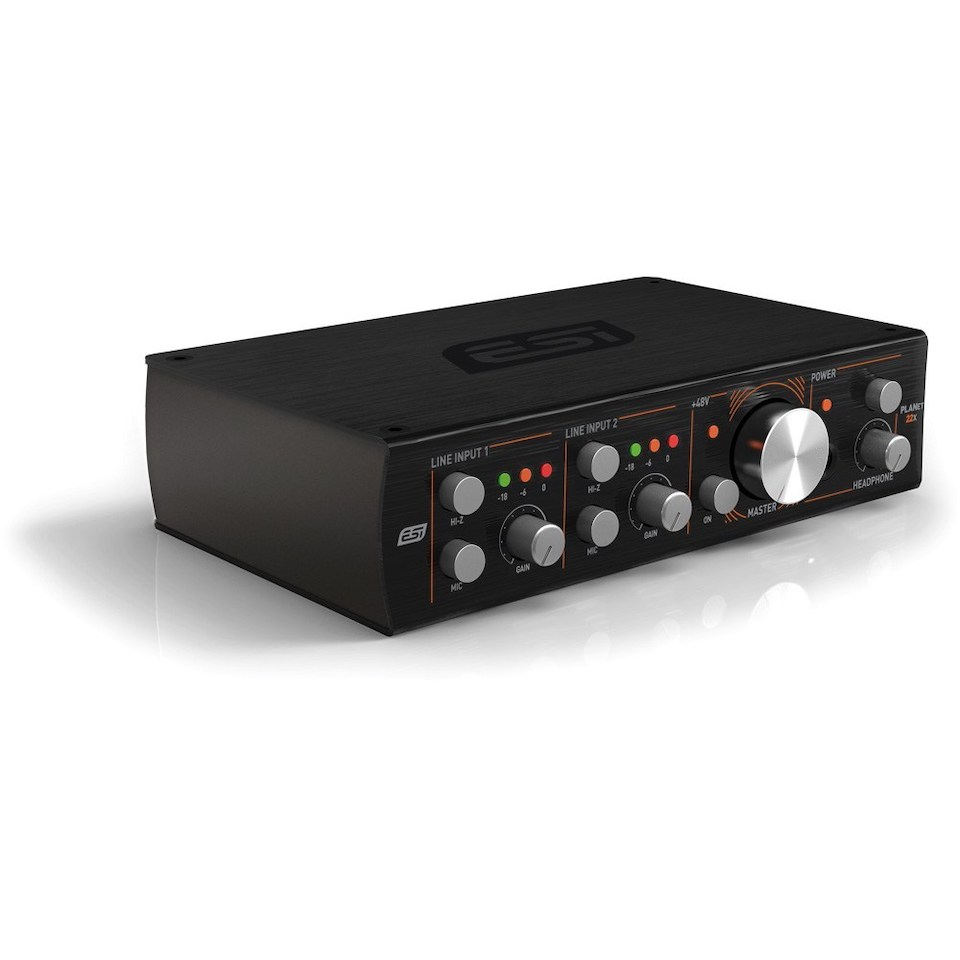ESI Audiotechnik/planet 22x