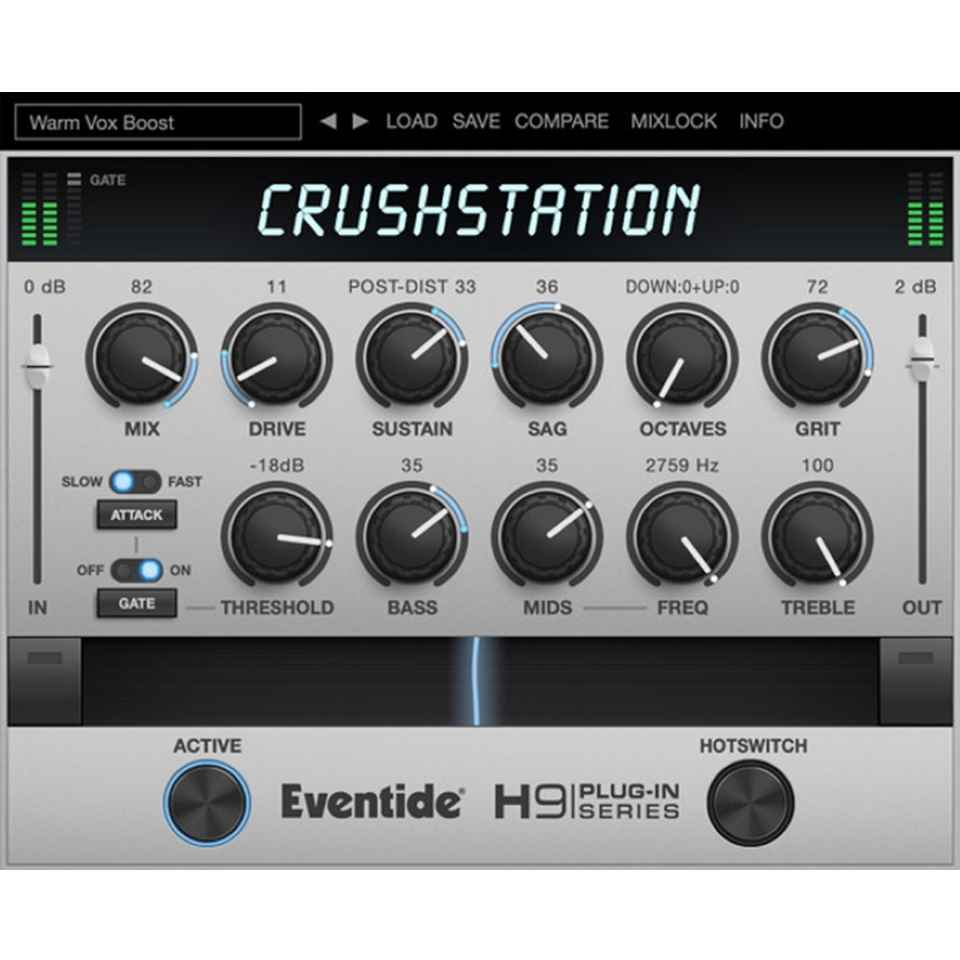 Eventide/CrushStation【オンライン納品】
