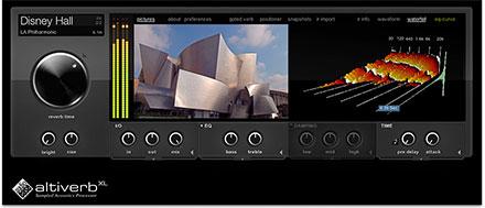 Audio Ease/Altiverb 7 XL【オンライン納品】