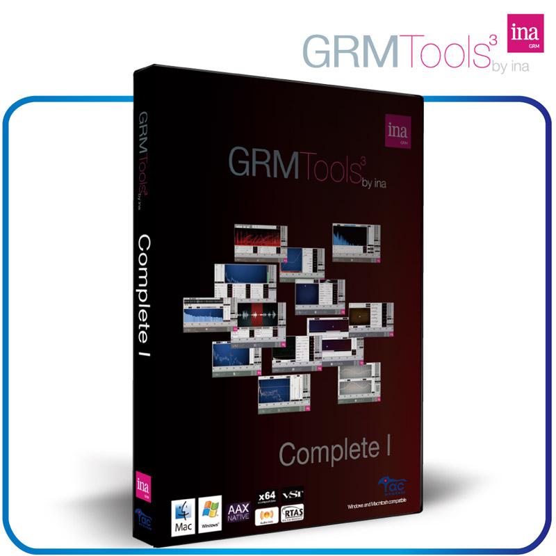 INA-GRM/GRM Tools Complete I【オンライン納品】