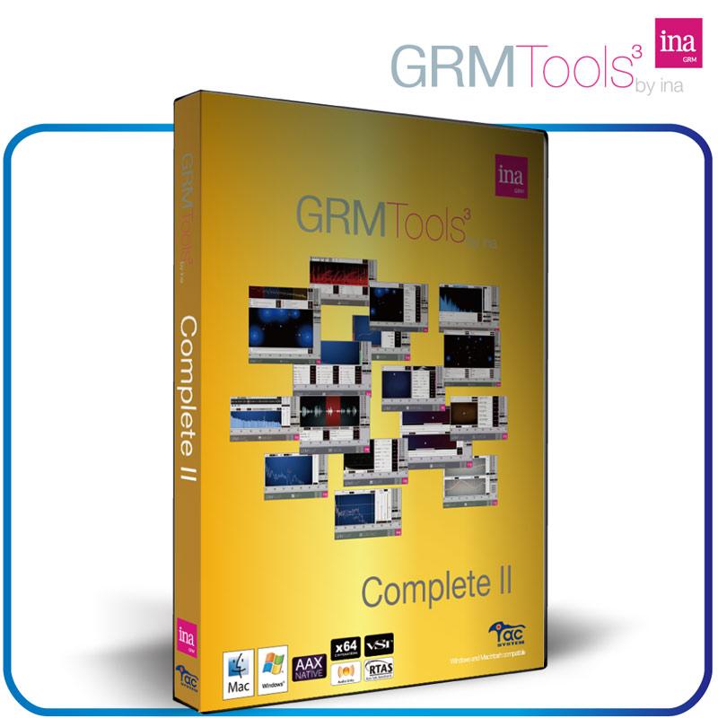 INA-GRM/GRM Tools Complete II
