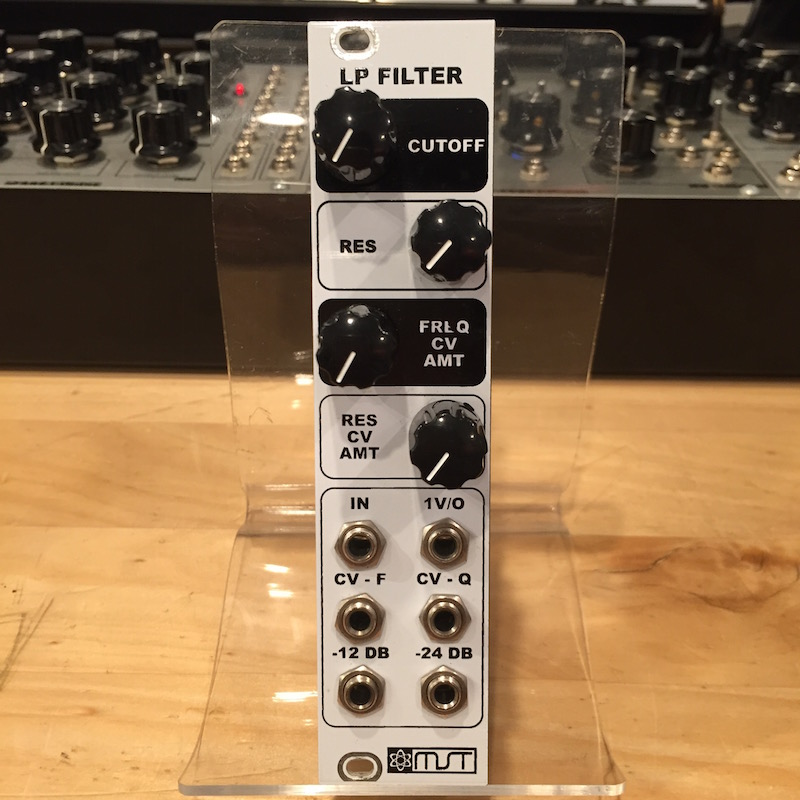 Synthrotek/MST VC Low Pass Filter【World Trade Gear】【在庫あり】
