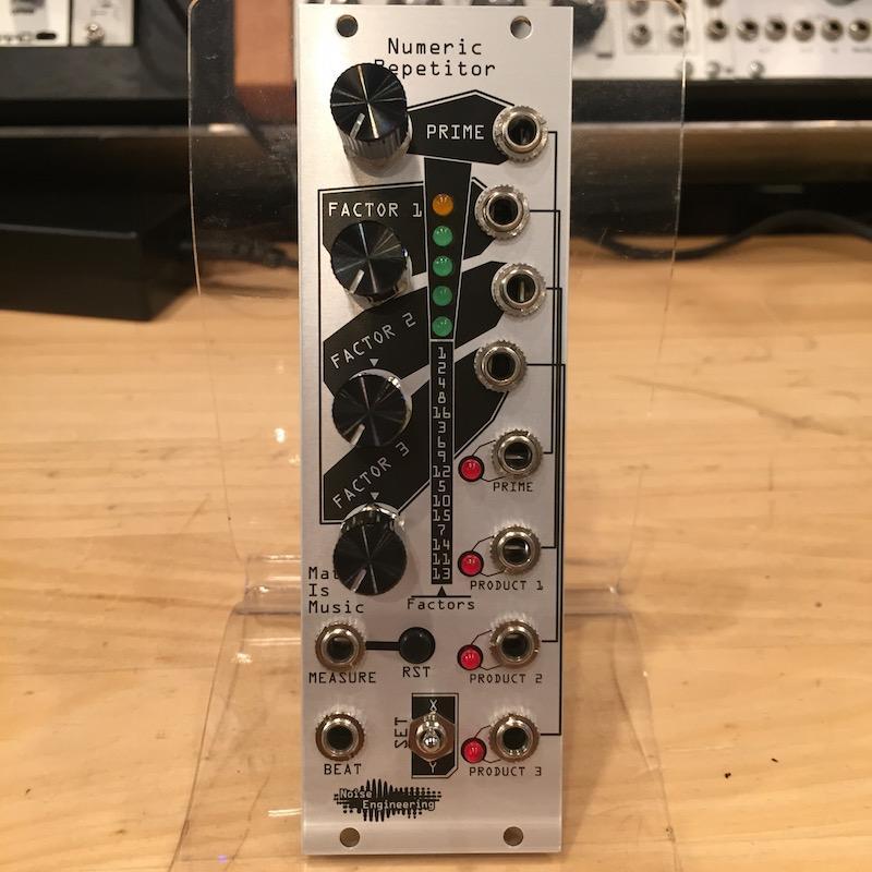 Noise Engineering/Numeric Repetitor【World Trade Gear】【在庫あり】