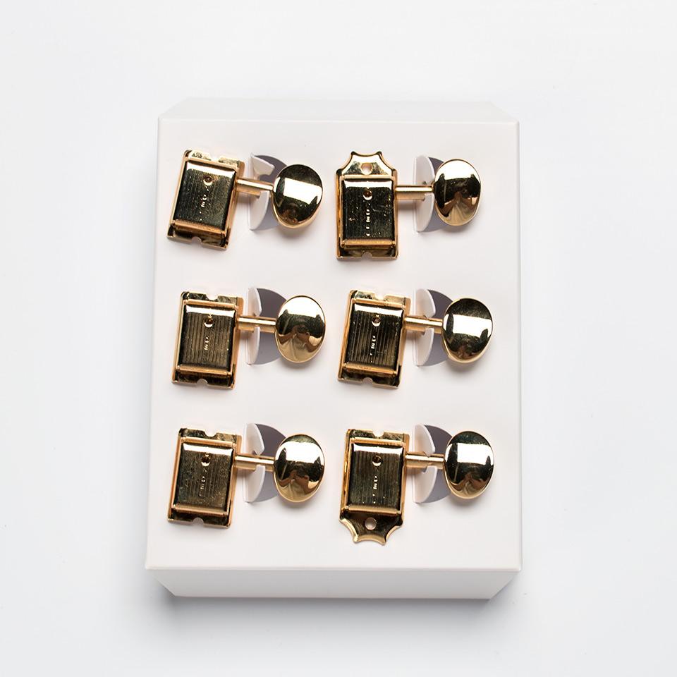 最新入荷 Kluson MB/Kluson/ Deluxe 6 in line/ MB/ Deluxe Gold【クルーソン】【ペグ】【在庫あり】【在庫一掃特価】, インテリアプランツナトゥーラ:a95d2859 --- canoncity.azurewebsites.net