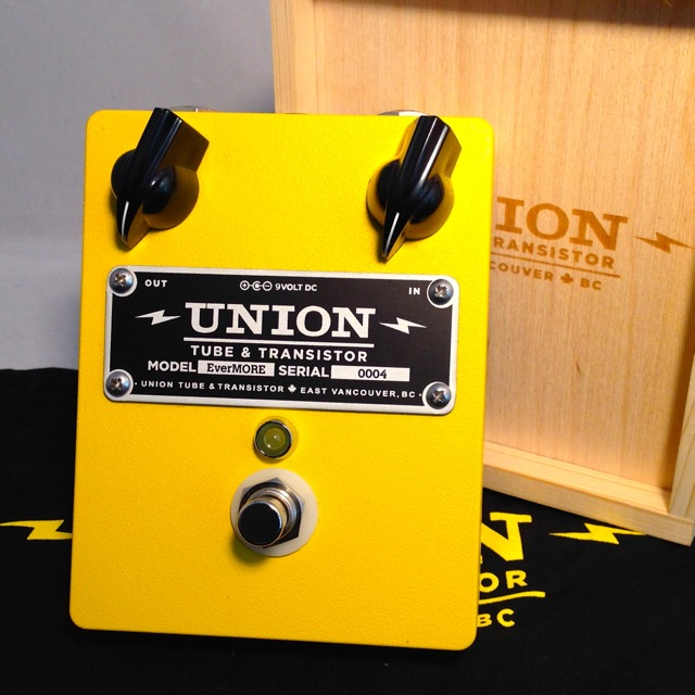 UNION TUBE&TRANSISTOR/EVER MORE