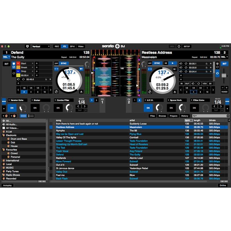 SERATO/Serato DJ Pro【オンライン納品】