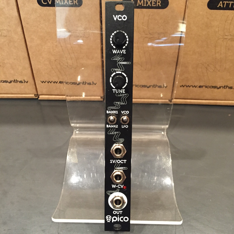 Erica Synths/Pico VCO【在庫あり】